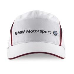 Casquette BMW Motorsport blanche