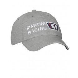 Casquette PORSCHE Martini Racing grise