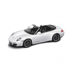 PORSCHE 911 Carrera GTS cabriolet blanche