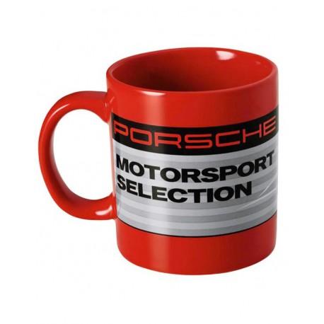 Mug PORSCHE Motorsport numéroté