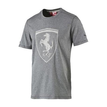 Tee-shirt FERRARI PUMA gris