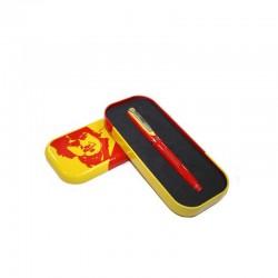 Stylo roller FERRARI Alonzo rouge et jaune