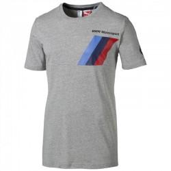 Tee-shirt BMW Motorsport PUMA gris