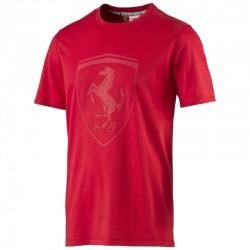 Tee-shirt FERRARI PUMA rouge
