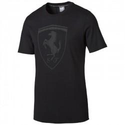 Tee-shirt FERRARI PUMA noir